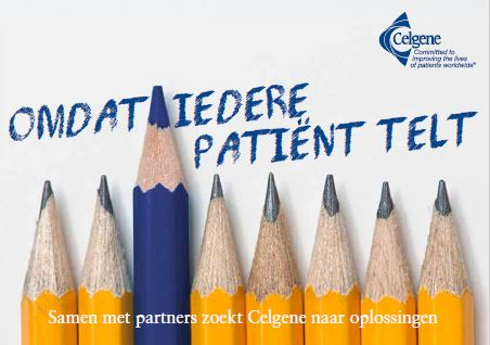 Corporate folder Celgene - tekst